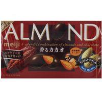 明治 アーモンドチョコレート香るカカオ 4902777094205 84G×10個(直送品)