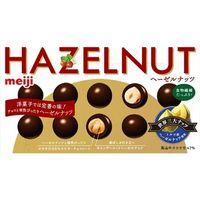 明治 ヘーゼルナッツチョコレート 4902777061504 52G×10個(直送品)