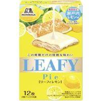 森永製菓 リーフィ<レモン> 4902888245152 12マイ×10個(直送品)
