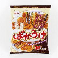 ばかうけ ごま揚 4901336511641 84G×16個 栗山米菓(直送品)