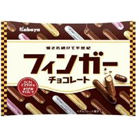 フィンガーチョコレート 4901550139935 109G×12個 カバヤ食品(直送品)