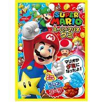 ノーベル製菓 スーパーマリオグミ ラムネ&コーラ 4902124070951 45G×30個(直送品)