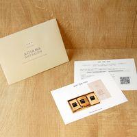 AoyamaLab 【山形の極み 無塩せきベーコン・布巻きロースハムセット 】 用ギフトカード D0-RNB9918-card(直送品)