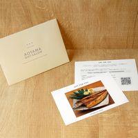 AoyamaLab 【日本の極み 富山湾きときと味便り】用ギフトカード D0-RNB9955-card(直送品)