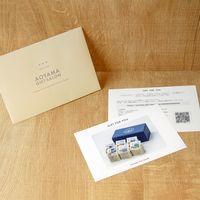AoyamaLab 【雪室貯蔵 銘柄米セットB】用ギフトカード D2-ADR9012-card 1式(封筒、ギフトカード、商品写真、説明ガイド)(直送品)