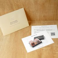 AoyamaLab 【大山ハム クラウンセット】用ギフトカード D2-ADR9033-card 1式(封筒、ギフトカード、商品写真、説明ガイド)(直送品)