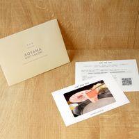 AoyamaLab 【岡山県産ピーチポークしゃぶしゃぶセット】用ギフトカード D2-ADR9041-card(直送品)
