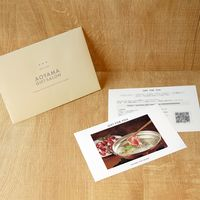 AoyamaLab 【山形県食肉公社認定 山形豚 しゃぶしゃぶ肉】用ギフトカード D2-ADR9201-card(直送品)