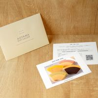AoyamaLab 【「銀座千疋屋」 銀座フルーツクーヘン 16個】用ギフトカード D2-FDC9027-card(直送品)