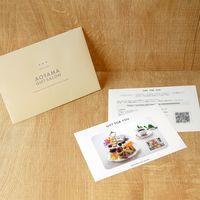 AoyamaLab 【「銀座千疋屋」 銀座ガトー&ショコラ】用ギフトカード D2-FDC9031-card(直送品)