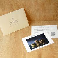 AoyamaLab 【「銀座千疋屋」 銀座クッキー詰合せ】用ギフトカード D2-FDC9033-card(直送品)