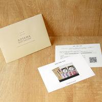 AoyamaLab 【新潟県産コシヒカリスマートギフトAセット】用ギフトカード D2-TNB9054-card(直送品)