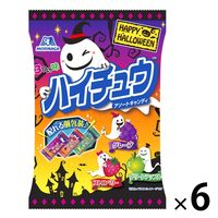 ハイチュウアソート ハロウイン 1セット(6袋) 森永製菓 キャンディ