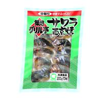 オカフーズ 業務用 サワラ西京焼(骨取り) 57625 1ケース 200g(10枚)×15PC(直送品)