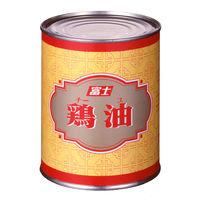 富士食品工業 業務用 鶏油(チーユ) 8594 1ケース 700g×12缶(直送品)