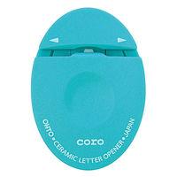 OHTO(オート) セラミックレターオープナー ブルー CLO-700C-BL 1個