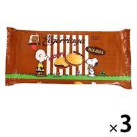 スヌーピー クリームサンドビスケット チョコレートバッグ 1セット(3個) Wismettacフーズ クッキー ビスケット