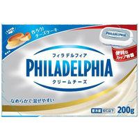 森永乳業 フィラデルフィア クリームチーズ 4902720094221 5個:200G(直送品)