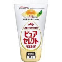 味の素 業務用 ピュアセレクト マヨネーズ 140 1ケース 1kg×10本(直送品)