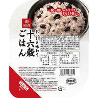 十六穀ごはん無菌パック 150g 1個 はくばく 包装米飯 パックごはん
