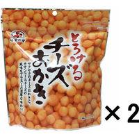 【成城石井】〈味楽乃里〉とろけるチーズおかき 1セット(2個)