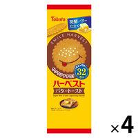東ハト ハーベスト バタートースト 1セット(4袋)