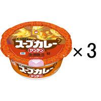 東洋水産 スープカレーワンタン 1セット(3食入)
