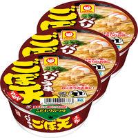東洋水産 バリうま ごぼ天うどん ミニサイズ 1セット(3食入)