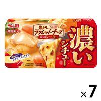【期間限定】濃いシチュー 焦がしラクレットチーズ 1セット(7個) エスビー食品