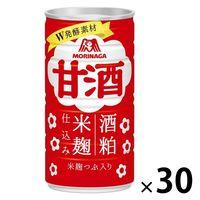 森永製菓 甘酒 190g 1箱(30缶入)