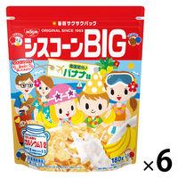 日清シスコ シスコーンBIG バナナ味 6袋 シリアル