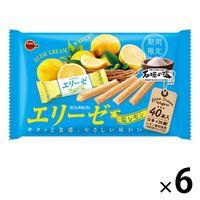 ブルボン エリーゼ 塩レモン 40本 6袋 洋菓子