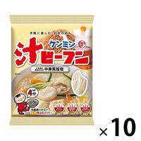 即席袋めん ケンミン 汁ビーフン 中華風旨塩 81g 1セット(10個) ケンミン食品