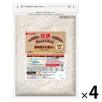 日清フーズ 日清 Wheat&Bake 風味豊かな香ばしパンミックス (1kg) ×4個