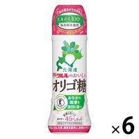 クルルのおいしいオリゴ糖(フラクトオリゴ糖/国産原料) 6本 伊藤忠製糖