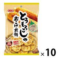 天乃屋 とうもろこしのおこげ煎餅 10袋 米菓 せんべい あられ