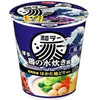 サンヨー食品 サッポロ一番 和ラー 博多 鶏の水炊き風 (1箱12個) 4901734029007(直送品)
