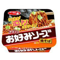 サンヨー食品 サッポロ一番 オタフクお好みソース味焼そば (1箱12個) 4901734036654(直送品)