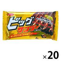 ビッグサンダー 1セット(20個) 有楽製菓 チョコレート