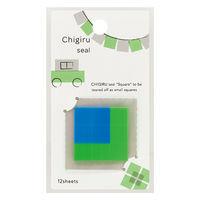 ヤマト CHIGIRUseal shikaku 301 チギルシール CHS-301 5個(直送品)