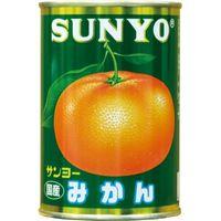 サンヨー堂 Gサンヨーみかん 4号缶(24個)(直送品)