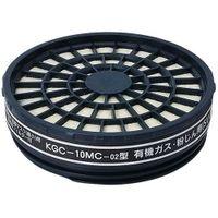 藤原産業 SK11 塗装作業用マスク吸収缶 有機ガスフィルター付 4977292391672 1セット(3個)(直送品)