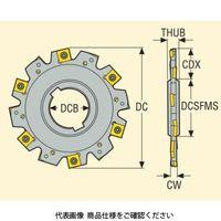 Seco Tools フライス サイドカッタ335.19 335.19-160.05.40-9 1個(直送品)