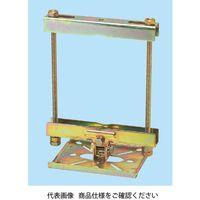 未来工業 角・丸パイプ・H形鋼・C形鋼組み合わせ用 電気亜鉛めっき仕様 SGPK-10 1個(直送品)