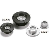 鍋屋バイテック 水平器ーフランジタイプ FSLA-30-N-30-A-SG(直送品)
