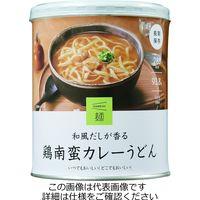 杉田エース イザメシ 和風出汁が香る鶏南蛮カレーうどん 636564 1セット(12食:1食×12缶)(直送品)