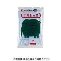 矢崎化工 ヤザキ ポリ袋 ポリパック 10号 35冊 透明 HE-4550 ケース 1ケース(700枚)(直送品)