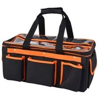 WORKMASTER (ワークマスター) ツールバッグ蓋付 WM-TB103 4904781078035(直送品)