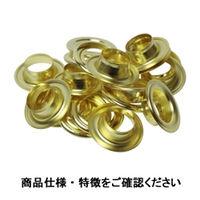 藤原産業 SK11 真鍮製両面ハトメ 10組 NO.95 15MM 4977292175296 1セット(30組:10組×3パック)(直送品)