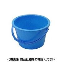 矢崎化工 ヤザキ バケツ ブルー YB-6 B 1セット(10個)(直送品)